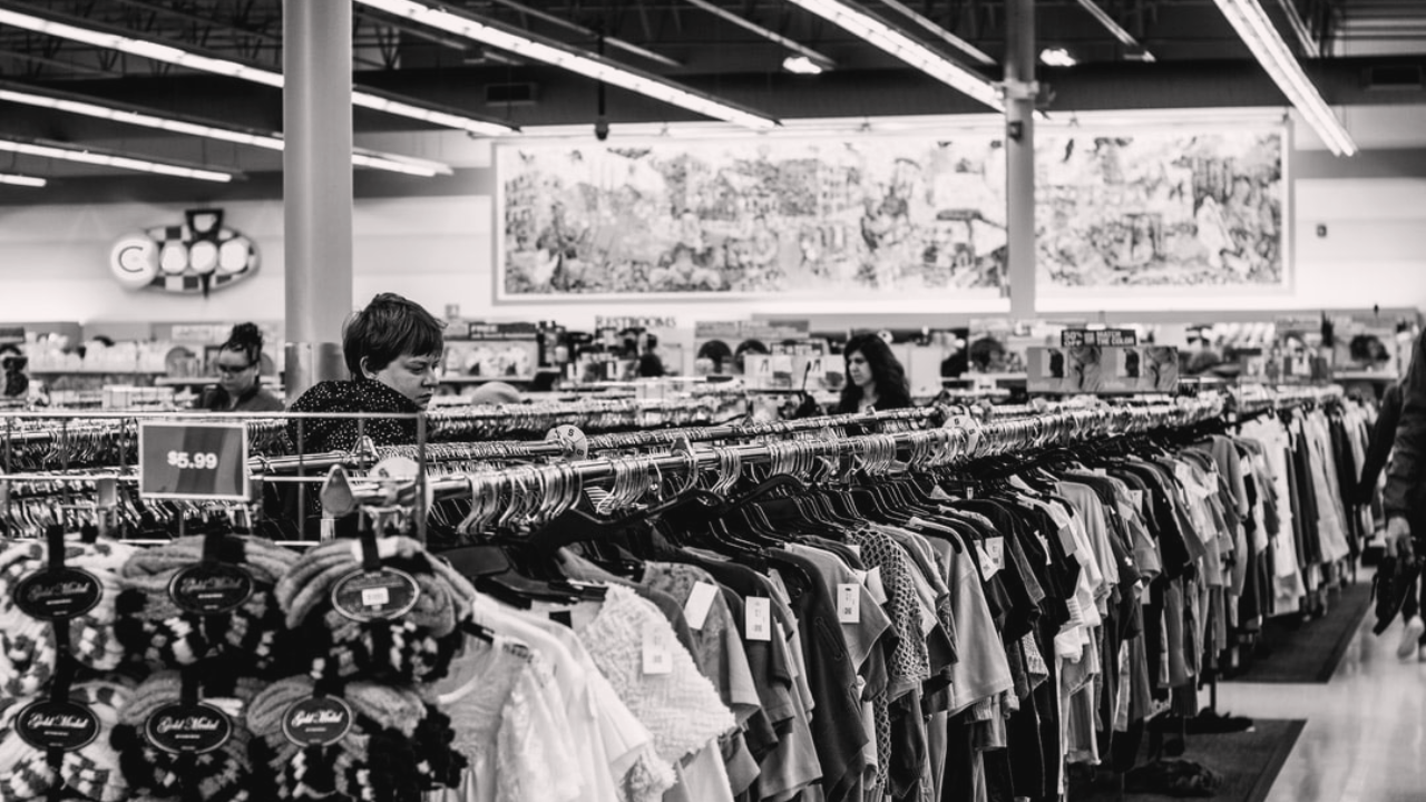 Guide to second hand shopping