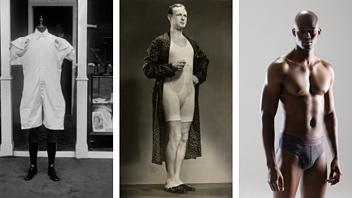 history of men's underwear