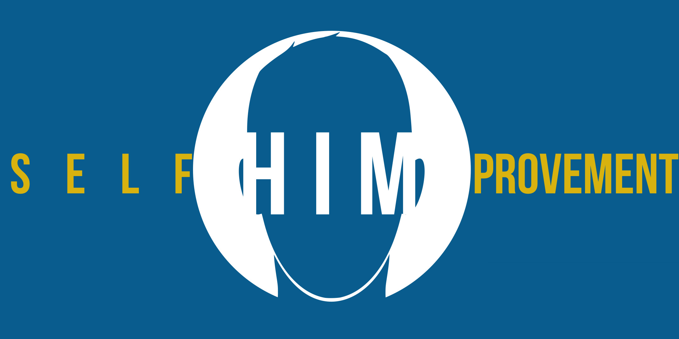 Self-Himprovement Rectangular logo