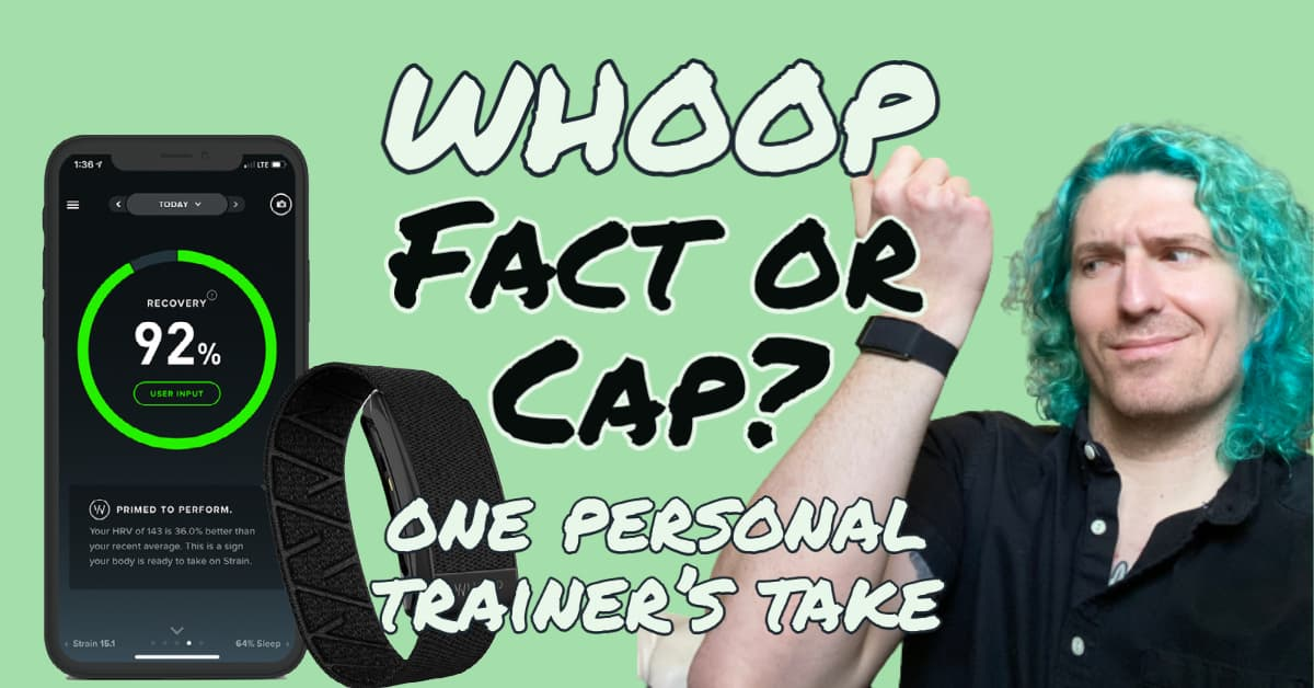 Meet WHOOP, the Wrist Band that Kicks My Butt at the Gym