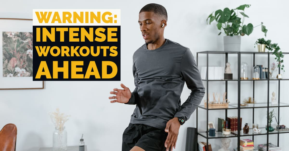 5 Ways to Make Your Workouts More Intense